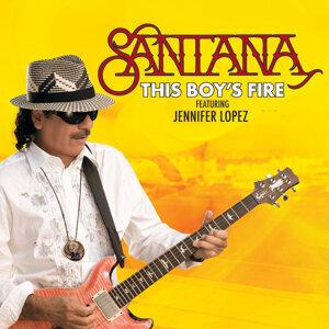 Santana featuring Jennifer Lopez 歌手頭像