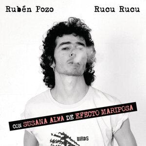 Ruben Pozo Con Susana Alva De Efecto Mariposa