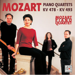 Mozart Piano Quartet
