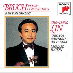 Cho-Liang Lin, Chicago Symphony Orchestra, Leonard Slatkin 歌手頭像