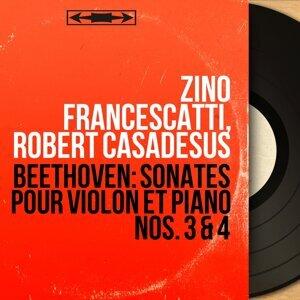 Zino Francescatti, Robert Casadesus