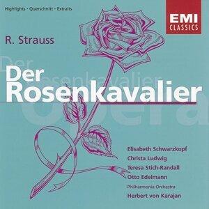 Elisabeth Schwarzkopf/Herbert von Karajan/Christa Ludwig/Teresa Stich-Randall/Otto Edelmann 歌手頭像