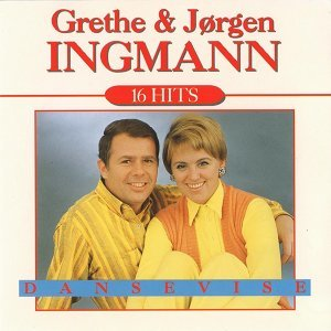 Grethe Ingmann og Jørgen Ingmann 歌手頭像