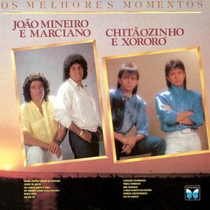 João Mineiro & Marciano/Chitaozinho & Xororo 歌手頭像