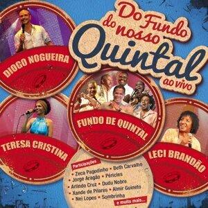 Grupo Fundo de Quintal/Leci Brandao/Teresa Cristina/Diogo Nogueira 歌手頭像