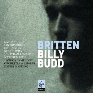 Daniel Harding/Nathan Gunn/Ian Bostridge/Gidon Saks/Neal Davies/Jonathan Lemalu/Matthew Rose/London Symphony Orchestra 歌手頭像