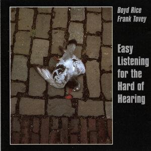 Boyd Rice/Frank Tovey