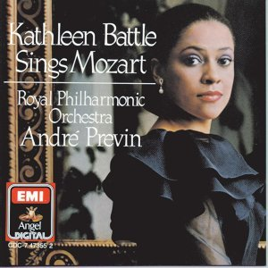 Kathleen Battle/Royal Philharmonic Orchestra/André Previn 歌手頭像