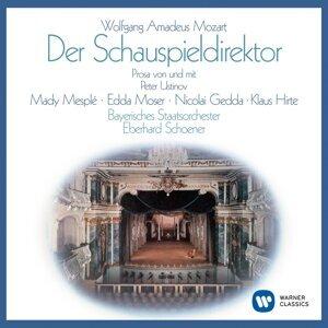 Eberhard Schoener/Sir Peter Ustinov/Nicolai Gedda/Mady Mesplé/Edda Moser 歌手頭像