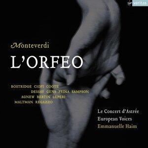 Emmanuelle Haïm/Le Concert d`Astrée/European Voices/Natalie Dessay/Ian Bostridge 歌手頭像