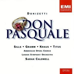 Beverly Sills/Donald Gramm/Alfredo Kraus/Alan Titus/Henry Newman/Ambrosian Opera Chorus/London Symphony Orchestra/Sarah Caldwell 歌手頭像