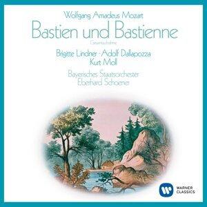 Eberhard Schoener/Brigitte Lindner /Adolf Dallapozza/Kurt Moll 歌手頭像