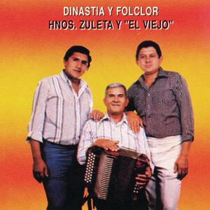 """Los Hermanos Zuleta & """"El Viejo"""" 歌手頭像"""