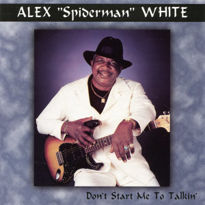 "Alex ""Spiderman"" White"