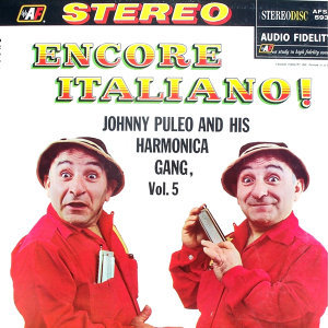 Johnny Puleo & His Harmonica Gang 歌手頭像