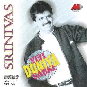 D. Srinivas 歌手頭像