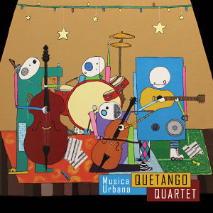 Quetango Quartet 歌手頭像