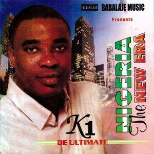 K1 De Ultimate 歌手頭像