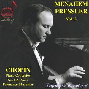Menahem Pressler 歌手頭像