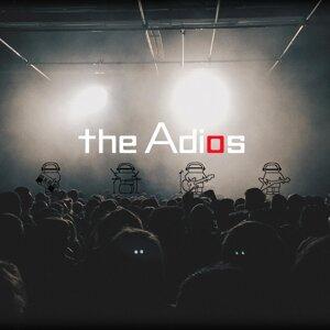 the Adios アーティスト写真