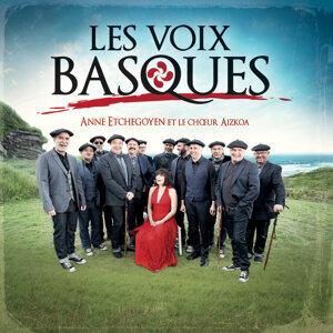 Anne Etchegoyen & Le Choeur Aizkoa 歌手頭像