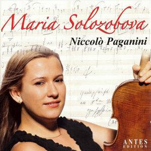 Cape Philharmonic Orchestra, Maria Solozobova 歌手頭像