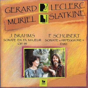 Gérard Leclerc & Muriel Slatkine 歌手頭像