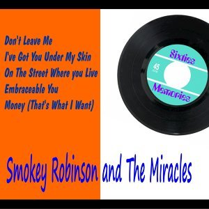 Smokey Robinson and The Miracles 歌手頭像