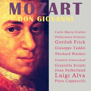 Philharmonia Orchestra, Carlo Maria Giulini 歌手頭像