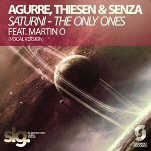 Agurré/Thiesen/Senza feat. Martin O. 歌手頭像