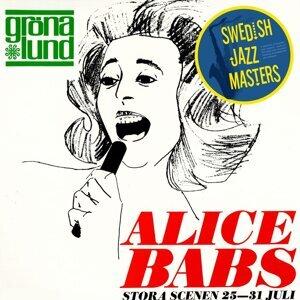 Alice Babs/Bengt Hallbergs Trio/Carl-Henrik Norins Orkester 歌手頭像