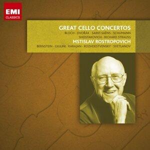 Mstislav Rostropovich/London Philharmonic Orchestra/Carlo Maria Giulini 歌手頭像