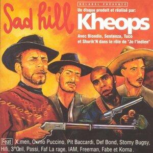 Kheops - Iam 歌手頭像