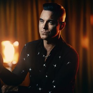 Robbie Williams (羅比威廉斯) Artist photo