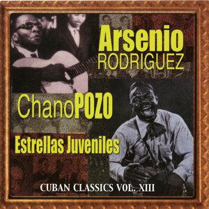 Arsenio Rodríguez, Chano Pozo, and Estrellas Juveniles 歌手頭像
