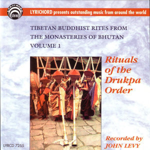 Monks and Nuns of the Drukpa Order