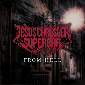 Jesus Chrüsler Supercar