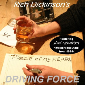 Rich Dickinson's Driving Force 歌手頭像