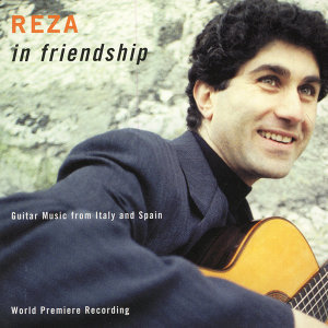 Reza Ganjavi 歌手頭像