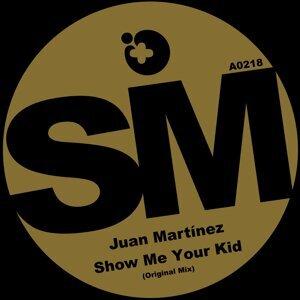 Juan Martinez 歌手頭像