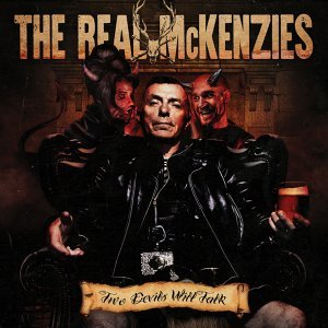 The Real McKenzies 歌手頭像
