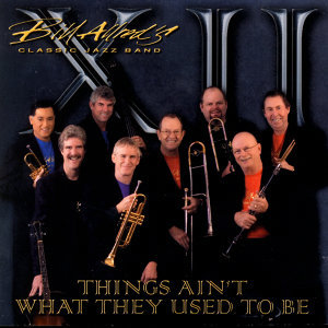 Bill Allred's Classic Jazz Band