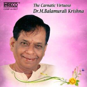 Dr. M. Balamurali Krishna 歌手頭像