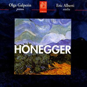 Olga Galperin & Eric Alberti 歌手頭像