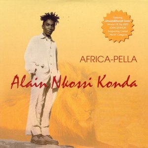 Alain Nkossi Konda 歌手頭像