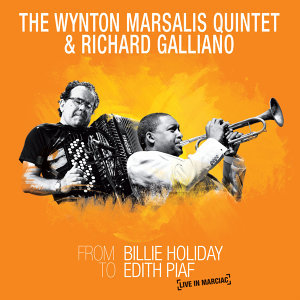Wynton Marsalis Quintet & Richard Galliano 歌手頭像