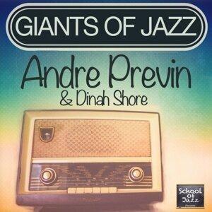 Andre Previn & Dinah Shore 歌手頭像