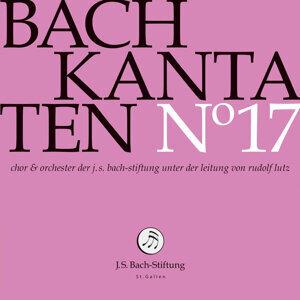 Chor der J. S. Bach-Stiftung, Orchester der J. S. Bach-Stiftung & Rudolf Lutz 歌手頭像