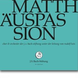 Chor der J. S. Bach-Stiftung, Orchester der J. S. Bach-Stiftung & Rudolf Lutz