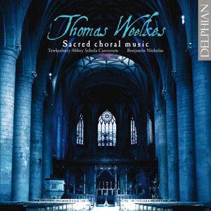 Tewkesbury Abbey Schola Cantorum, Benjamin Nicholas 歌手頭像